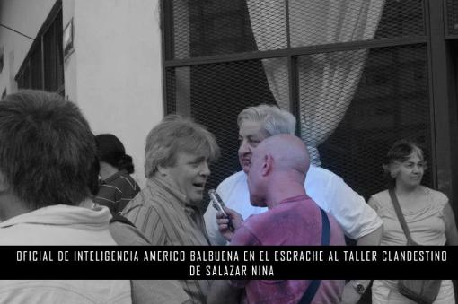 El infiltrado entrevista a Vera y al lado Julio Piumato de CGT