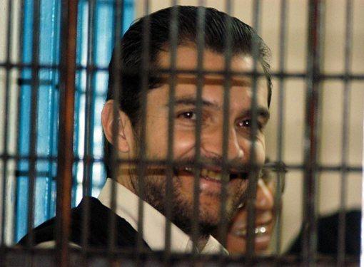 El empresario Carlos Ahumada Kurtz durante su estancia en el Reclusorio Norte de la Ciudad de México. Foto: Cuartoscuro