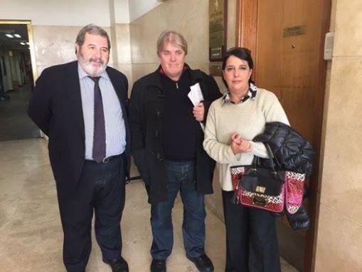 José Iglesias, Gustavo Vera y María Luján Rey